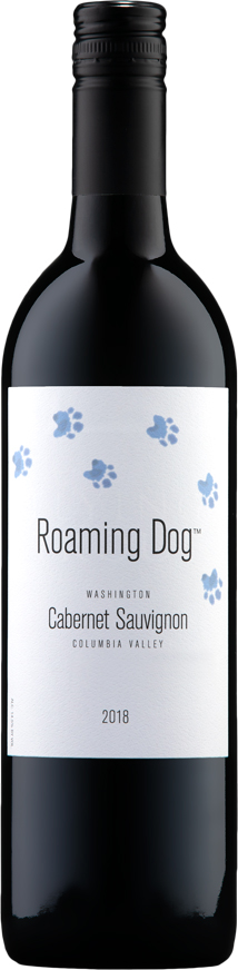 Roaming Dog 2018 Cabernet Sauvignon - Columbia Valley Wines - Aquilini Family Wines